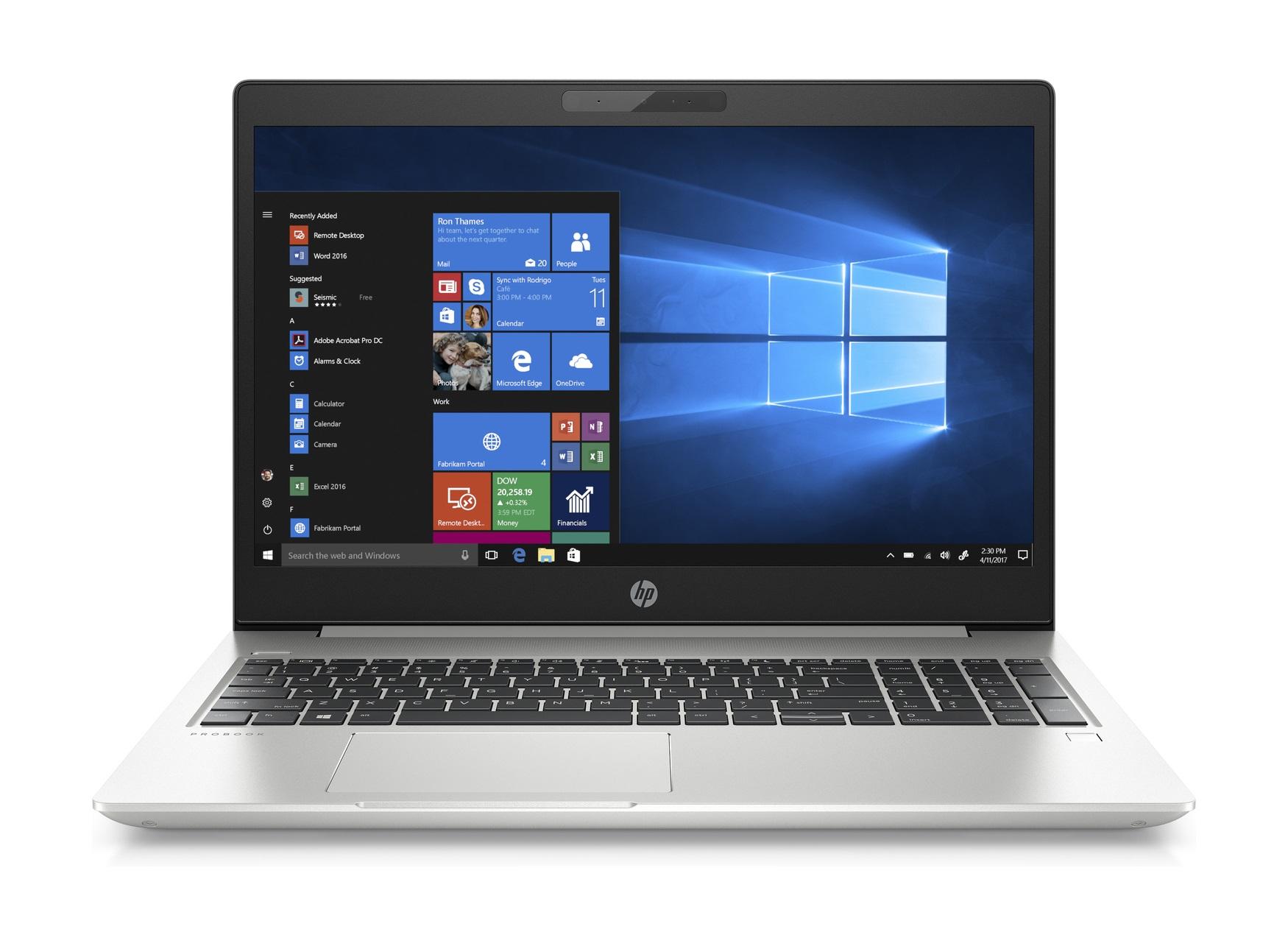 مراجعة لاب توب HP Probook 450
